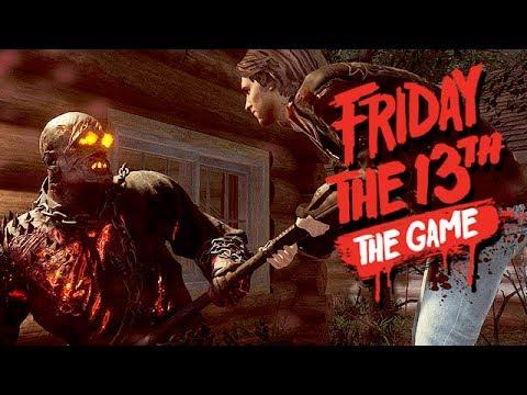 Friday The 13th The Game Gameplay German - Mobbing mit Jason
