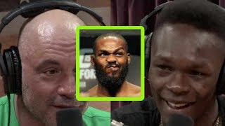 Israel Adesanya: Jon Jones is My Biggest Fan!