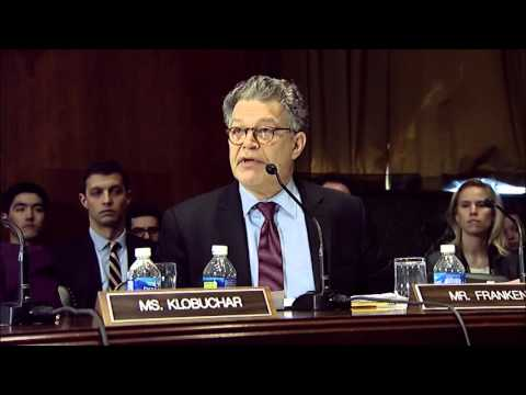 "Franken Calls GOP Obstructionism ""Absurd"" And Provides Examples"