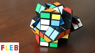 The CrazyBad 4x4x6 Fisher Cube - A Puzzle I Cannot Solve