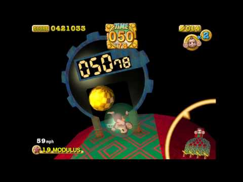[TAS] Super Monkey Ball 2 - Custom Expert