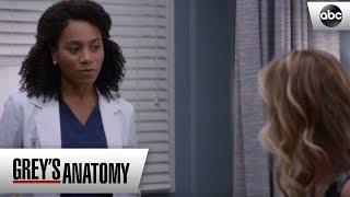 Teddy Meets Maggie   Grey's Anatomy Season 15 Episode 1