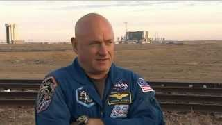 Interview with Scott Kelly: One Year Crew Member