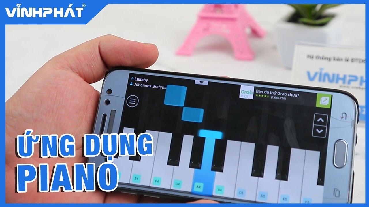 Ứng dụng chơi đàn Piano ngay trên điện thoại của bạn.
