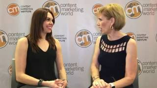 Facebook marketing expert Mari Smith chats with Kate Volman