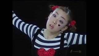 Fumie Suguri / Фумиэ Сугури / 村主章枝 2008 Skate Canada Exhibition Music: Ein Wiener Walzer (A Viennese Waltz) Adiemus, Karl Jenkins / ウィンナーワルツ ...