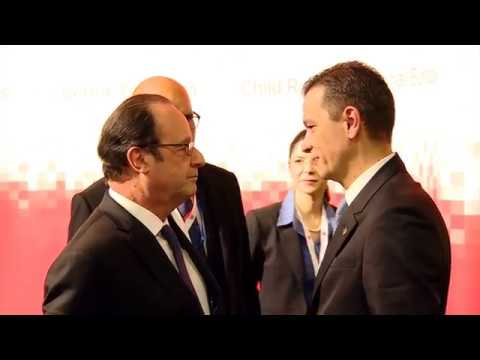 3/9/17: Bruxelles - Intalnire cu Francois Hollande, France President