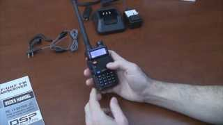 Baofeng UV-5R Amateur Radio Unboxing(An unboxing and overview of the Baofeng UV-5R Dual Band Amateur Radio available from Buy Two Way Radios at ..., 2013-06-15T00:52:24.000Z)