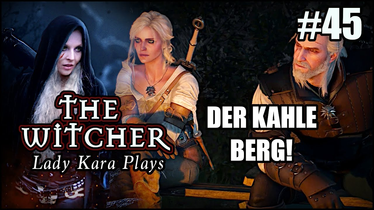 The Witcher 3 Der Kahle Berg