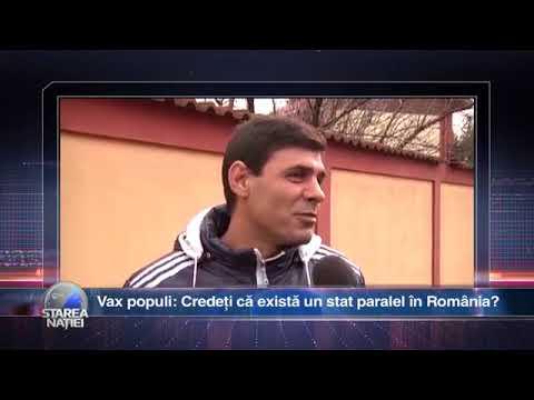 Vax populi: Credeți că există un stat paralel în România?