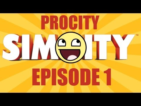 Simcity 5 - Procity #1 - Industrial Startup Tips (Oil, Ore,