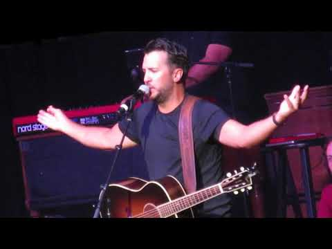 Luke Bryan - Knockin' Boots At Darius & Friends (Nashville TN)