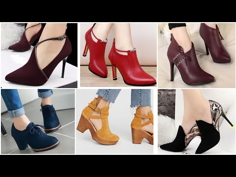 Outstanding & Gorgeous Women's Boots Sandals & Shoes  Designs 2019