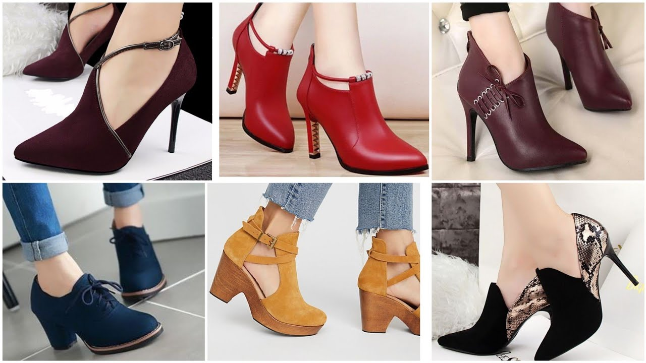 ordine ultimo design ultimo design Outstanding & Gorgeous Women's Boots Sandals & Shoes Designs 2019 ...