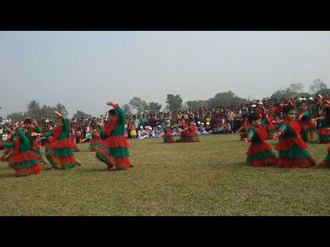 Ami sopno dekhi sopno by Saidpur Nilphamari Choregraphy Shahin Alom