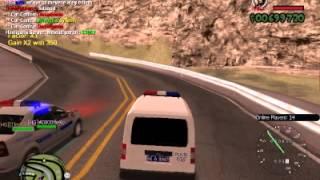 MTA SA Polis sireni modu [POLİCE LİGHTS]