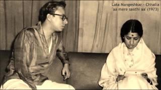 Gambar cover Lata Mangeshkar - Chhalia (1973) - 'aa mere saathi aa'