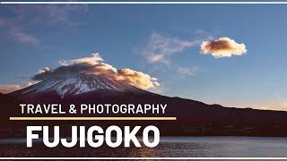 Photographing Mt Fuji: Fuji Five Lakes Travel