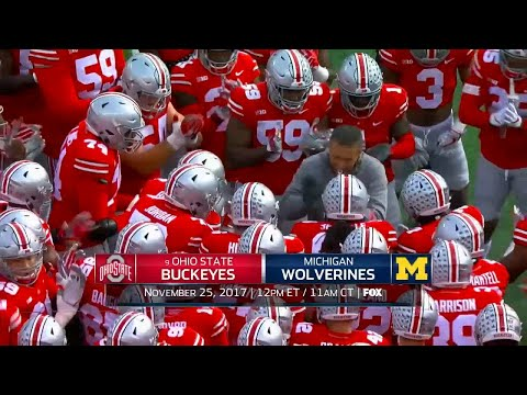 Week 13 Football Preview: Ohio State at Michigan