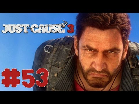 Just Cause 3 - Walkthrough - Part 53 - Petra Province (PC HD) [1080p60FPS]