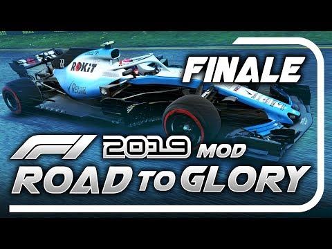 F1 Road to Glory 2019 - SEASON FINALE! WE'RE BASICALLY CHAMPIONS RIGHT?!