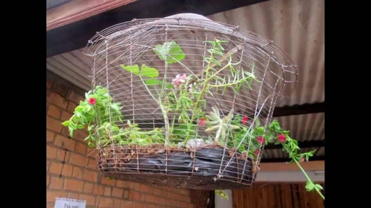 La Cage Aux Fleurs. GASYTIA DECO
