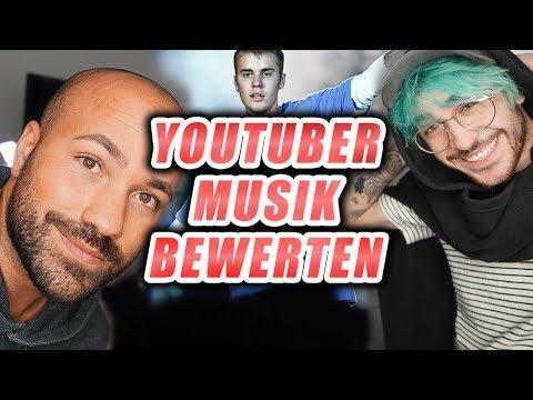 "Toni Pirosa - Nothing like us (Justin Bieber Cover) / Ich bewerte ""MUSIK"" von YOUTUBERN"