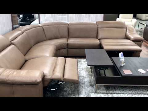 Natuzzi Sanremo lower price in stock Furnimax sofa outlet store