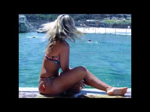 Seafolly X Tash - Location Shoot at Bronte and Bondi Beach 2