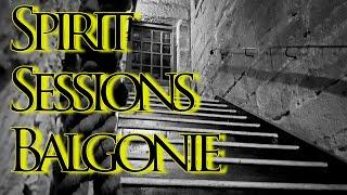 Scottish Paranormal App & Franks Box at Balgonie Castle