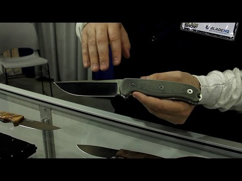 Ontario Knife Company Booth | Blade Show 2015