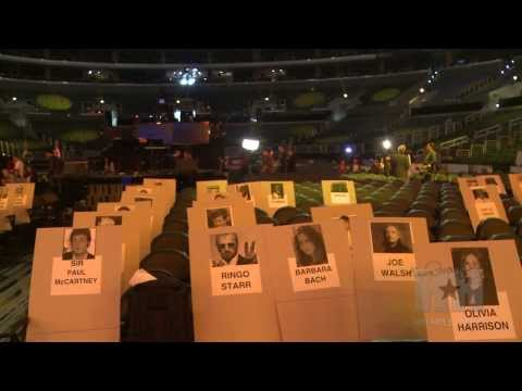 Exclusive: Inside Rehearsals for the 56th Annual Grammy Awards - HipHollywood