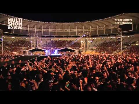 Foo Fighters  - Maracanã, Rio de Janeiro (25/01/2015 / HD)