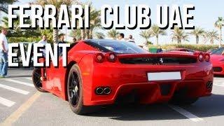 Ferrari Event - Enzo, GTO, FF, 16M, 458 & More!