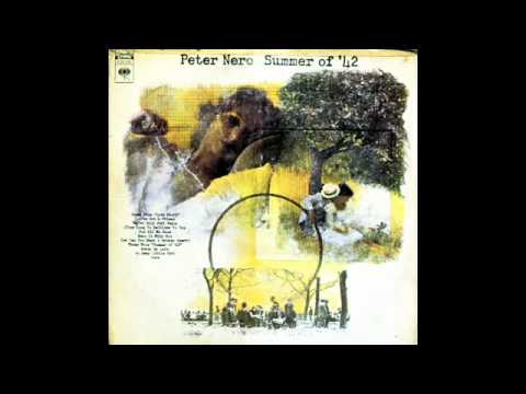 """Peter Nero - Theme From """"Summer Of '42"""" (Columbia Records 1971)"""