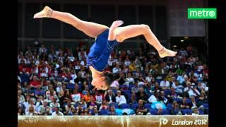 Ключевые моменты выступления гимнасток(Олимпиада 2012., 2012-08-09T17:36:26.000Z)