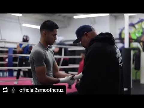 Bound Boxing Academy aka The Stable's Brandon Cruz