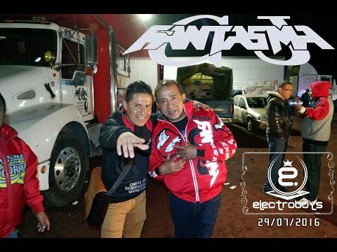 SONIDO FANTASMA EN JILOTEPEC, ESTADO DE MEXICO 2016 DISCO VOL. 1