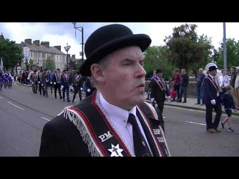 The Royal Black Preceptory  , Bangor 13th July 2017