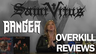 SAINT VITUS - S/T Album Review | Overkill Reviews