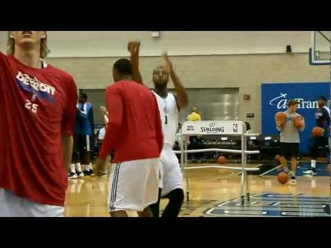 Summer League: Oklahoma City Thunder vs Detroit Pistons