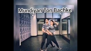 Mundiyan Toh Bachke Dance Choreography| Baaghi 2  | Choreographed by Sheetal Bhardwaj