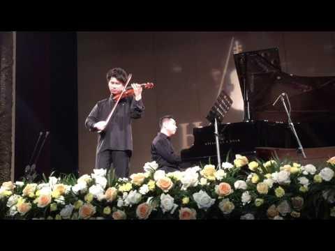 Hennessy Concert 2017: Violinist Fumiaki Miura ft. Pianist Akira Eguchi