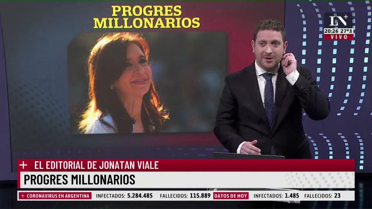 Download Progres millonarios. El editorial de Jonatan Viale.
