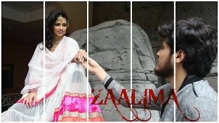 Zaalima (Raees)| Dance Cover | Nancy Bhullar | Shah Rukh Khan & Mahira Khan | Arijit Singh