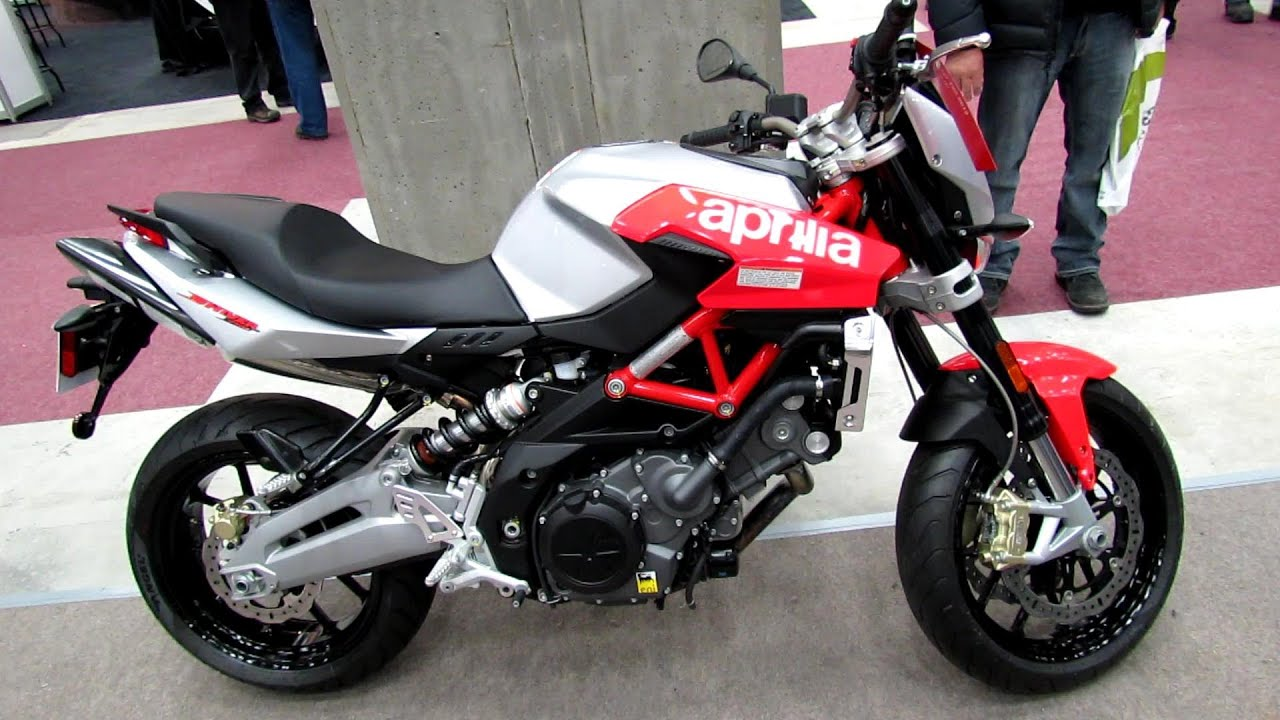 2012 aprilia shiver 750 walkaround 2013 quebec motorcycle show youtube. Black Bedroom Furniture Sets. Home Design Ideas