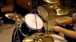 Shake Your Rump (Beastie Boys) Drum Cover