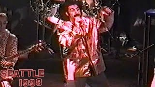 System Of A Down - Suite Pee live 【Seattle 1998| 60fps】