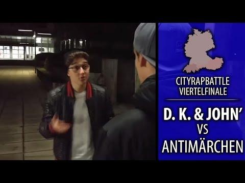das Klee & Johnson [AUG] vs. Antimärchen [WUP] ll CityRapBattle - D' Viertelfinale HR