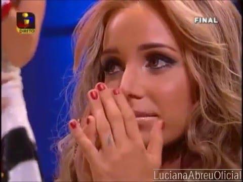 """Luciana Abreu - If i were a boy (Beyoncé) - """"A tua cara não me é estranha"""" (2012)"""